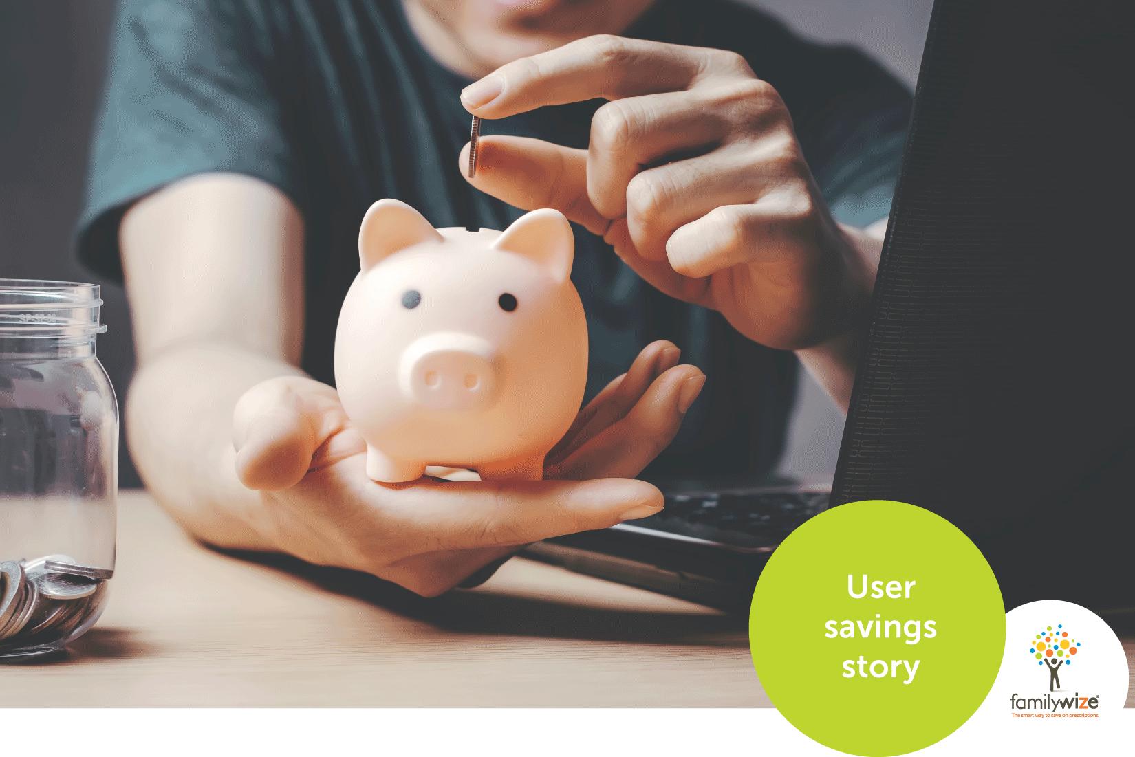 User Savings Story