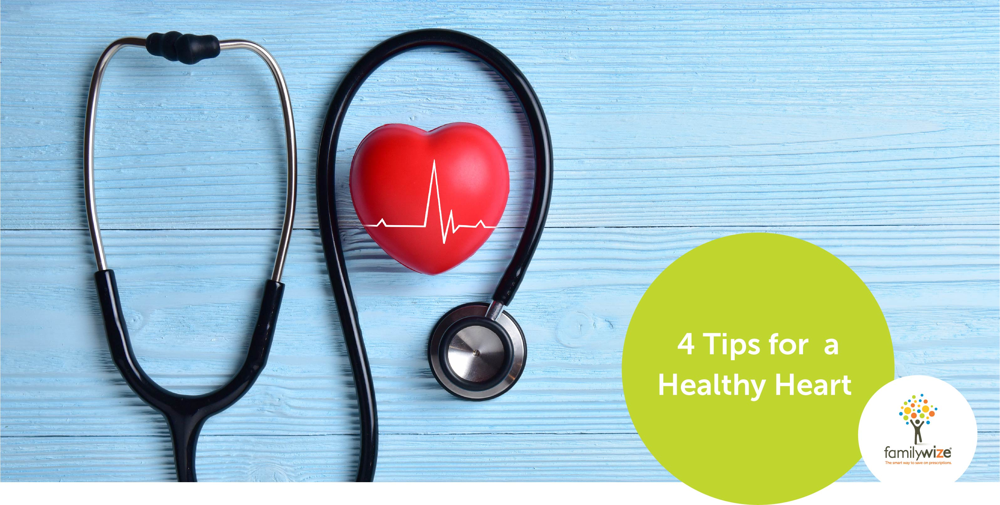 4 Tips for a Healthy Heart