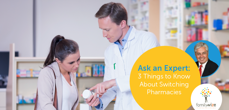 3 Things to Know About Switching Pharmacies
