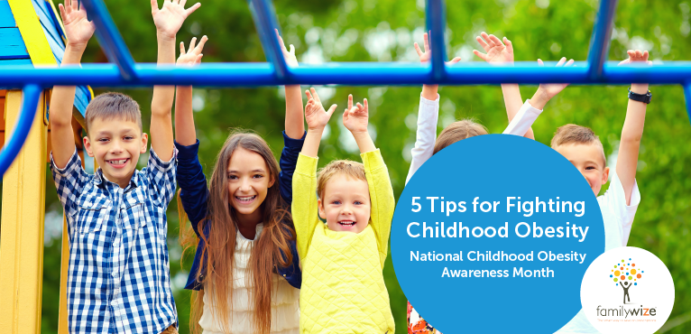 5 Tips for Fighting Childhood Obesity