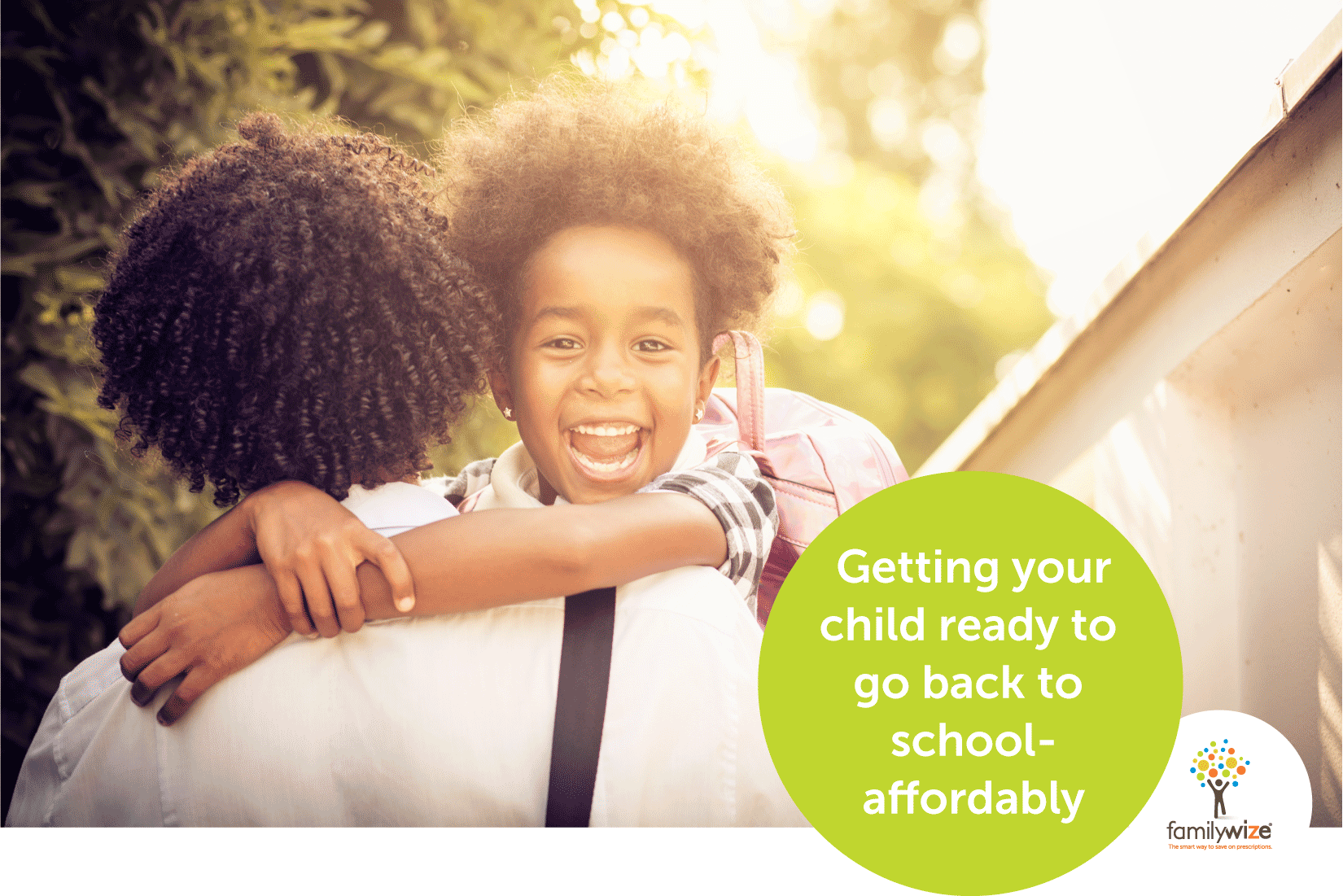 How to affordable get your child ready to go back to school
