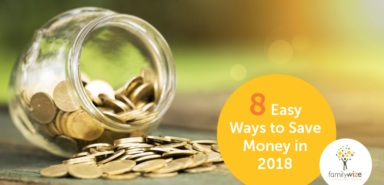 8 Easy Ways to Save Money in 2018