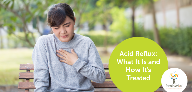 Acid Reflux What It Is and How It's Treated