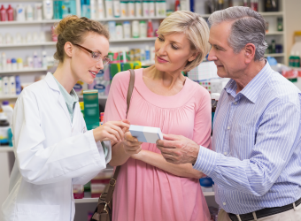 What to Check When You Pick Up a Prescription