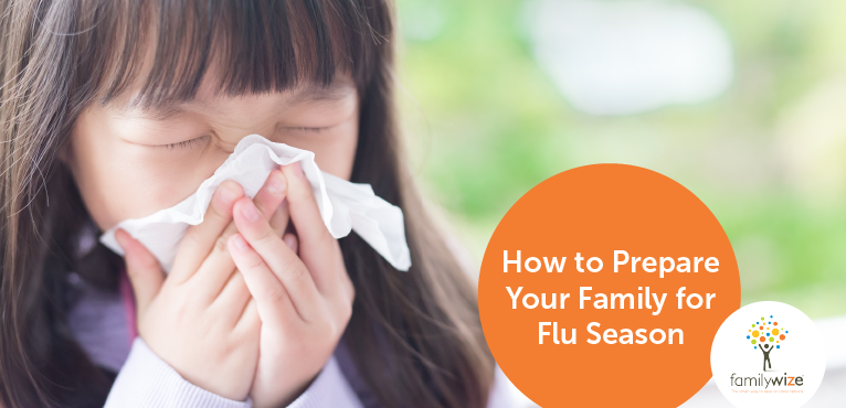 How to Prepare Your Family for Flu Season