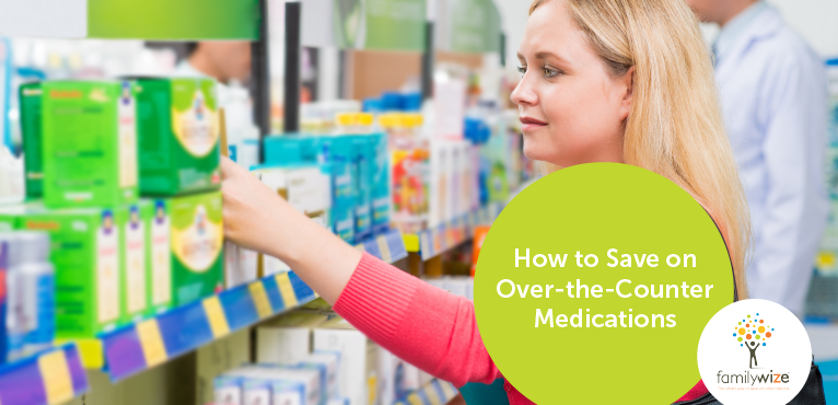 How to Save on Over-the-Counter Medications