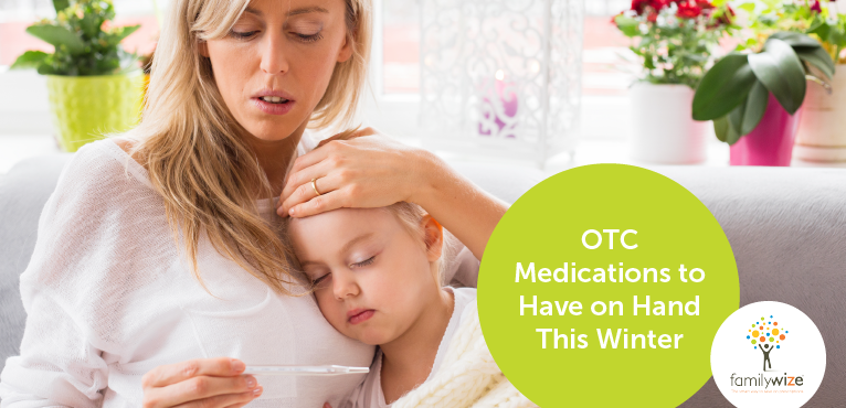 OTC Medications to Have on Hand This Winter