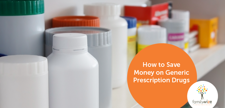 Save Money on-Generic Prescription Drugs
