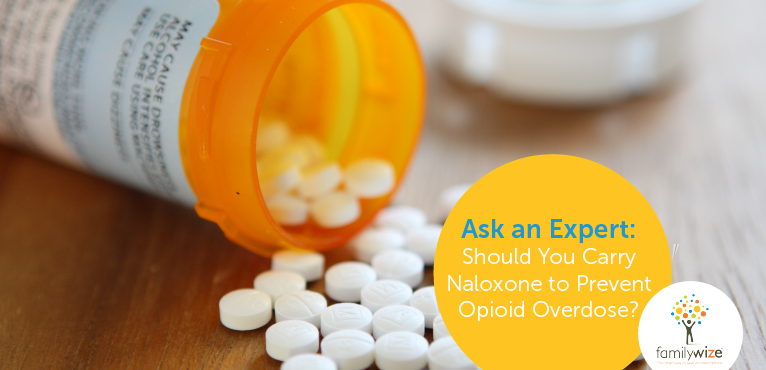 Should You Carry Naloxone to Prevent Opioid Overdose