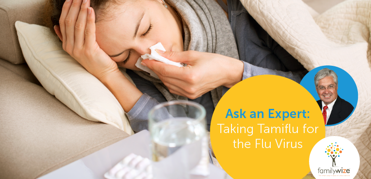 Taking Tamiflu for the Flu Virus