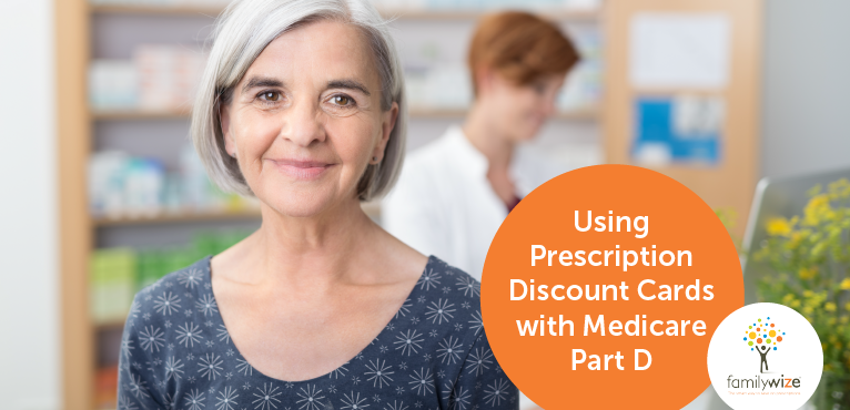 Using Prescription Discount Cards with Medicare Part D