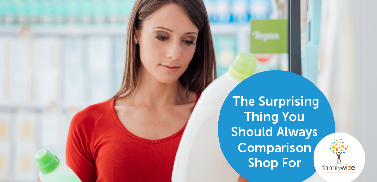 The Surprising Thing You Should Always Comparison Shop For