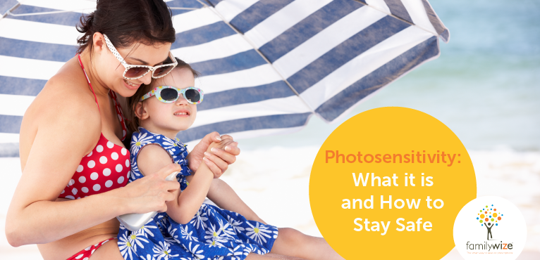 Photosensitivity What it is and How to Stay Safe
