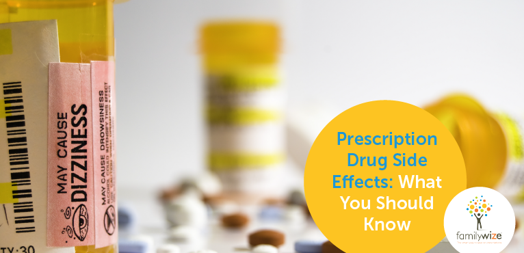 Prescription Drug Side Effects What You Should Know